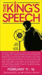 The King's Speech at National Theatre + GIVEAWAY