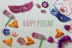 The fun, festive holiday of Purim is exuberant, colorful and full of joy