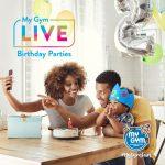 Virtual birthday parties in Washington, DC and beyond
