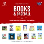 Nationals Youth Baseball Academy and DC Public Library launch Books & Baseball program