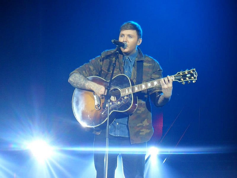X Factor stars and cosmetic surgery James Arthur