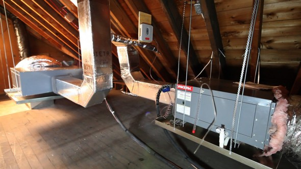 Residential Central Air Conditioning Systems