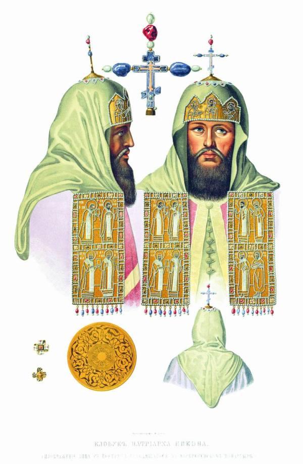 Ткани и вид монашеских одежд drevlepravoslavieforum24ru