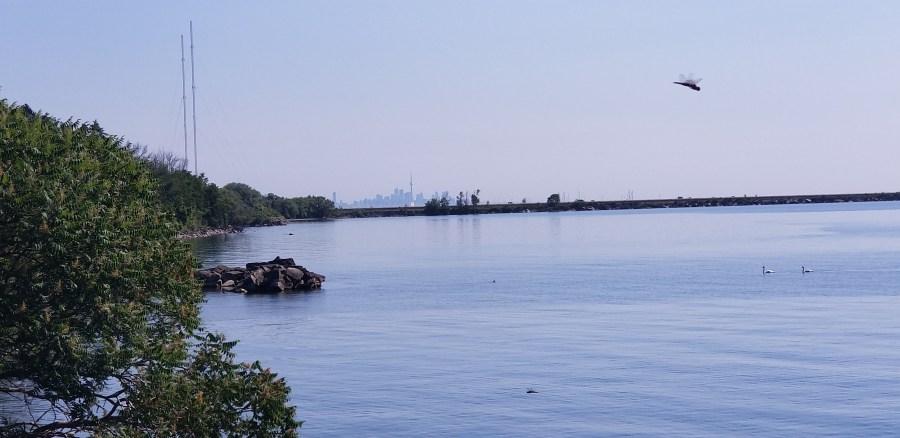 Lake Ontario photo by Errol Thomas