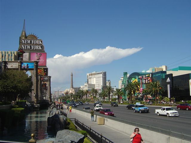 The Strip Las Vegas