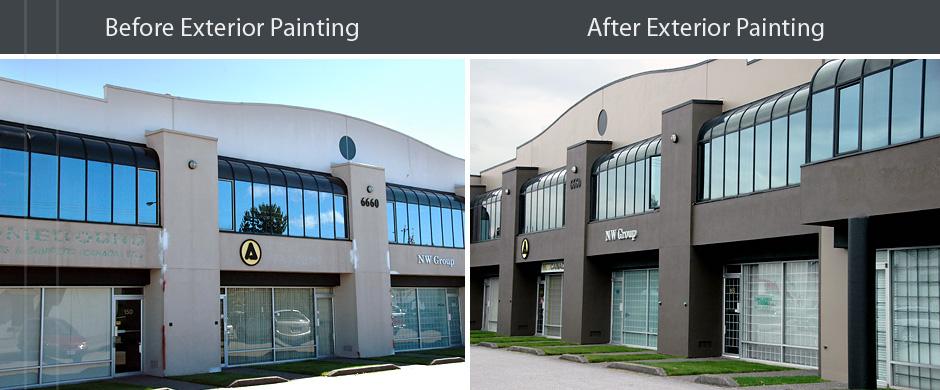 Exterior Building Envelope Maintenance Assessments Repairs