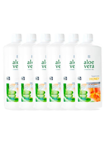 LR Aloe Vera Drinking Gel Honey Set 80706