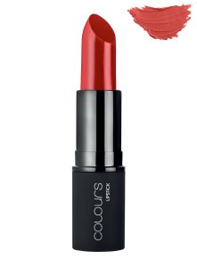 LR Colours Lipstick 7 Hot Chili | Rode lippenstift