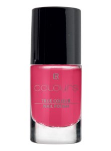LR Colours Nail Polish 8 Pink Flamenco 10400-8