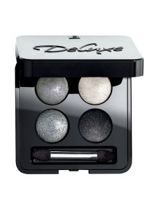 LR Deluxe Artistic Quattro Eyeshadow Night Rock 11150-1