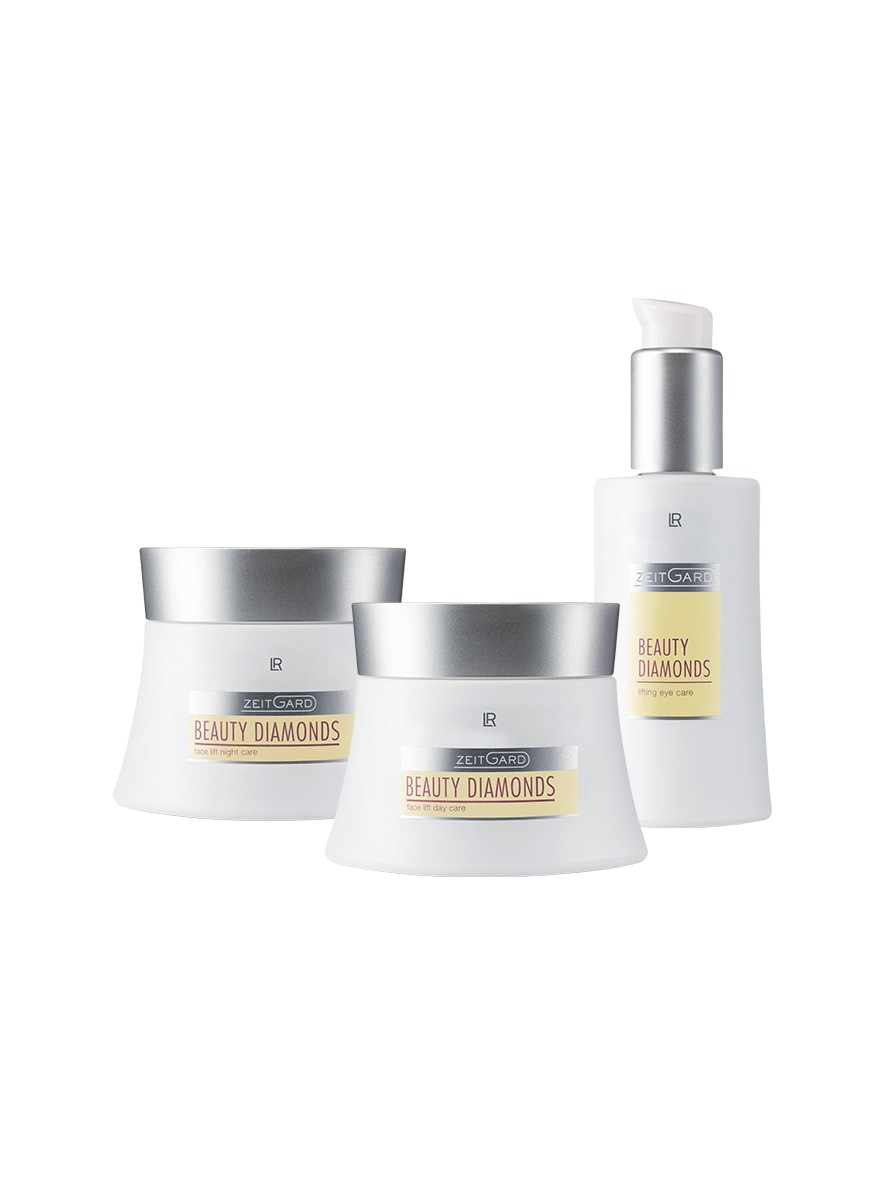 LR Zeitgard Beauty Diamonds Face Care Set 28300