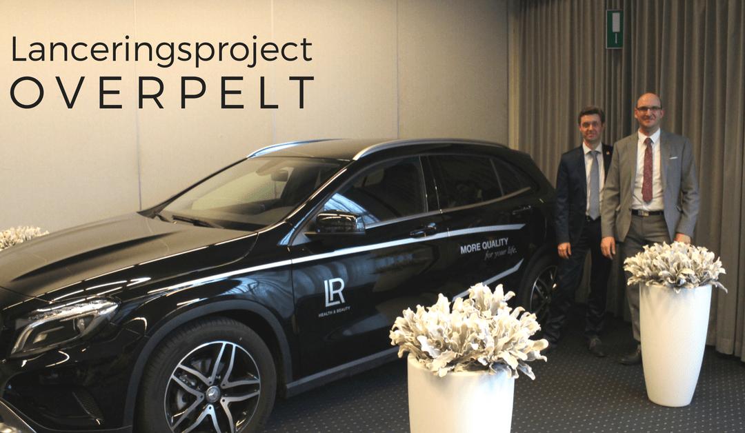 Lanceringsproject Overpelt