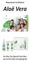 Aloe Via Special Care Box 2017