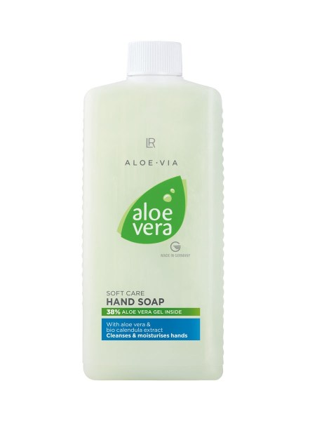 LR ALOE VIA Aloe Vera Soft Care Hand Soap Refill