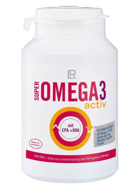 LR Super Omega 3 Activ 80338