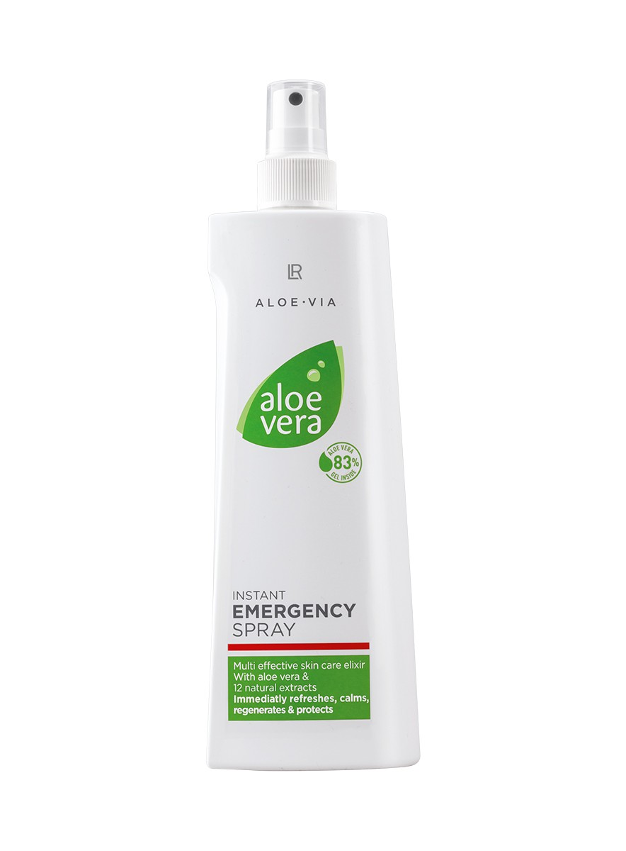 LR ALOE VIA Aloe Vera Instant Emergency Spray