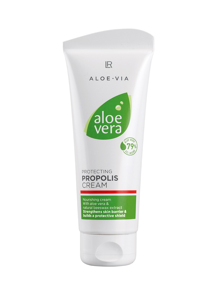 LR ALOE VIA Aloe Vera Protecting Propolis Cream