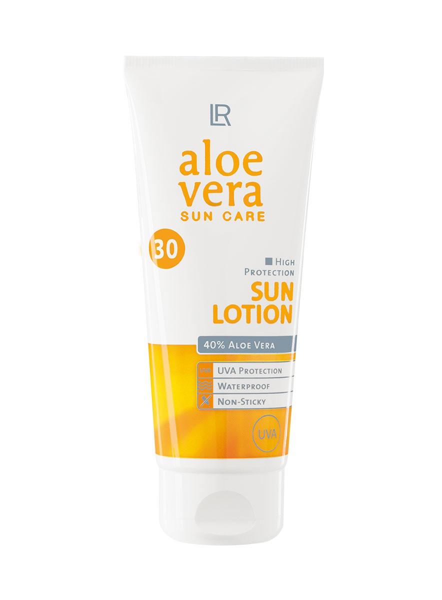 LR Aloe Vera Sun Care Sun Lotion 30