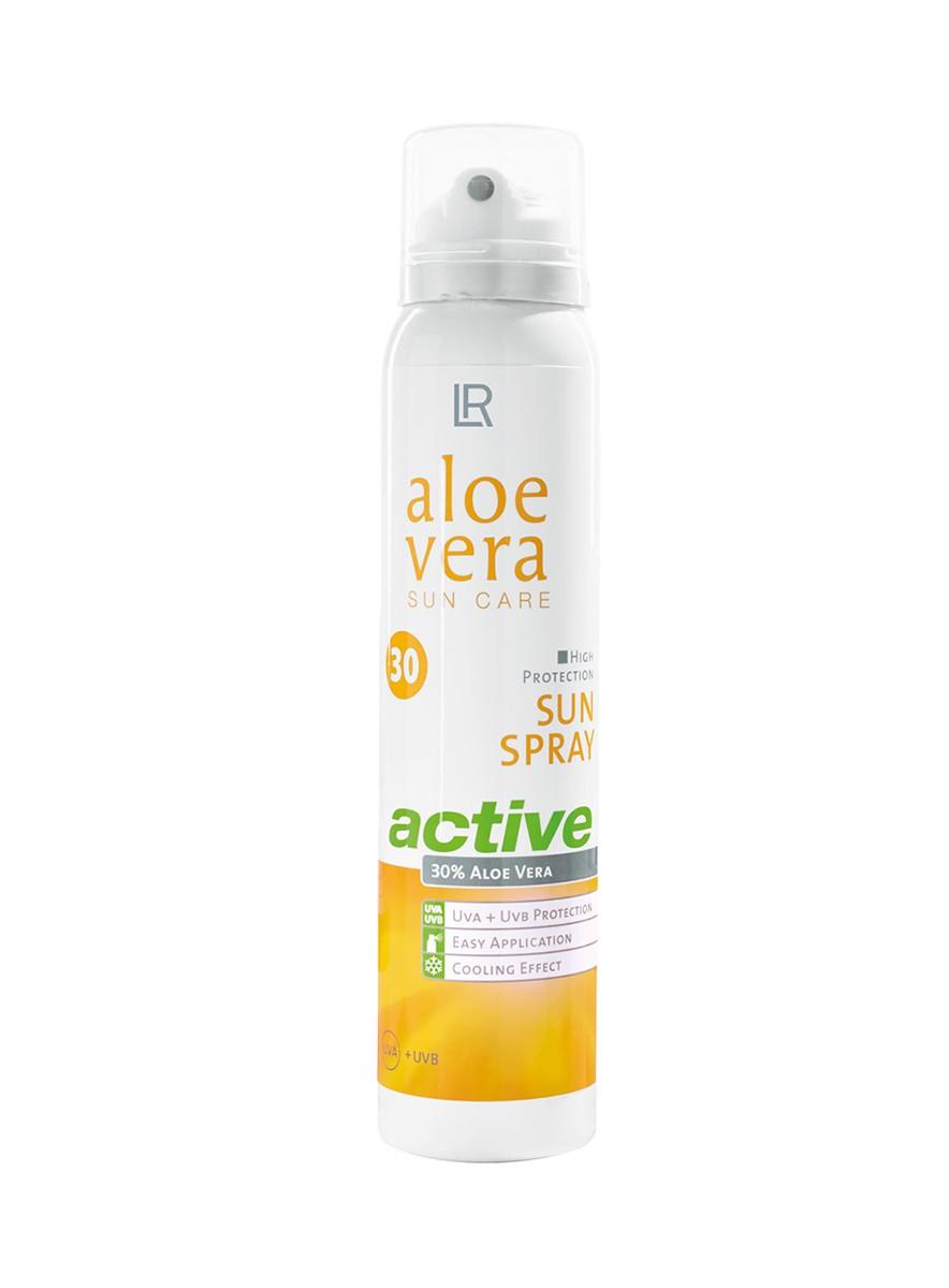 LR Aloe Vera Sun Care Sun Spray Active 30