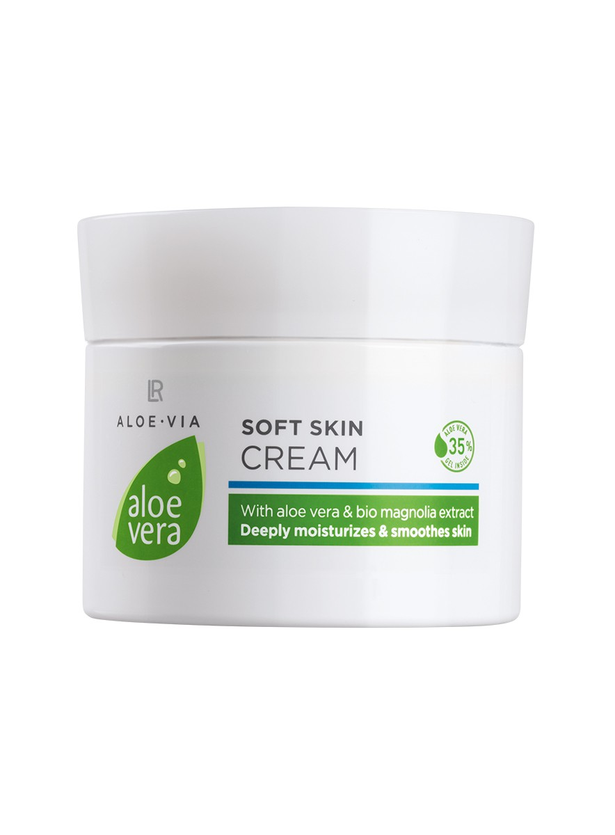 LR ALOE VIA Aloe Vera Soft Skin Cream