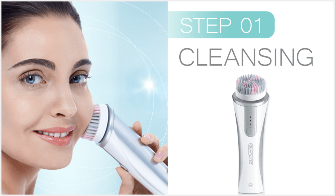 LR Zeitgard Anti-Age Management Step 01 Cleansing System