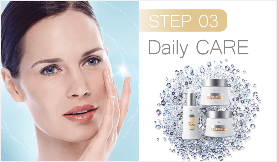 LR Zeitgard Anti-Age Management Step 03 Daily Care System