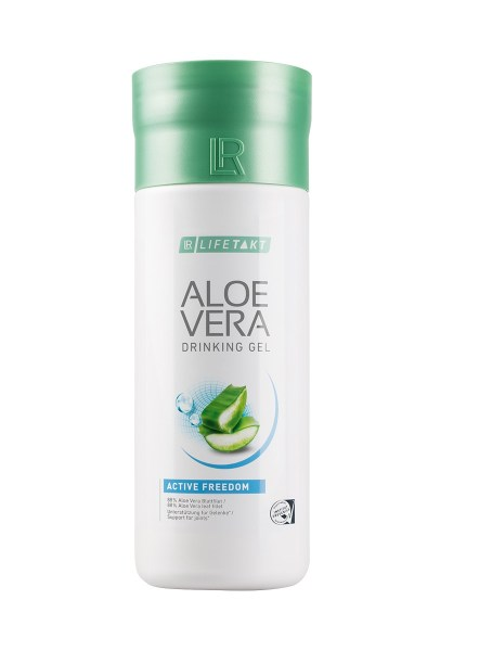 LR LIFETAKT Aloe Vera Drinking Gel Active Freedom | Aloë Vera Drinking Gel Freedom