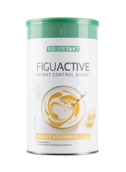 LR LIFETAKT FiguActive Weight Control Shake Vanille FiguActiv Maaltijdshake