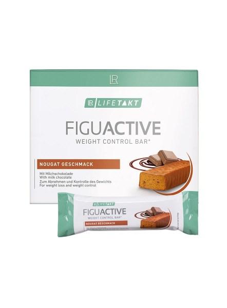 LR LIFETAKT FiguActive Weight Control Bar Nougat FiguActiv Reep Maaltijdreep