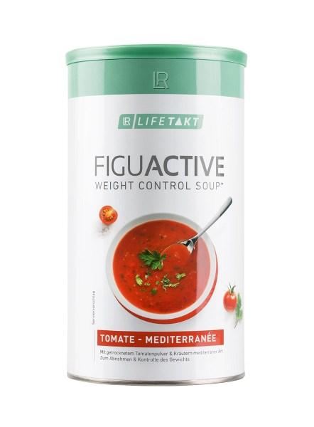 LR LIFETAKT FiguActive Weight Control Soup Tomaten Mediterranée | FiguActive Tomatensoep Soep Maaltijdsoep