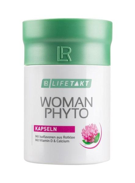LR LIFETAKT Woman Phyto Capsules | Menopauze Opvliegers Vapeurs