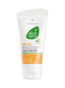 LR ALOE VIA Aloe Vera Anti-Aging Face Sun Cream SPF 20