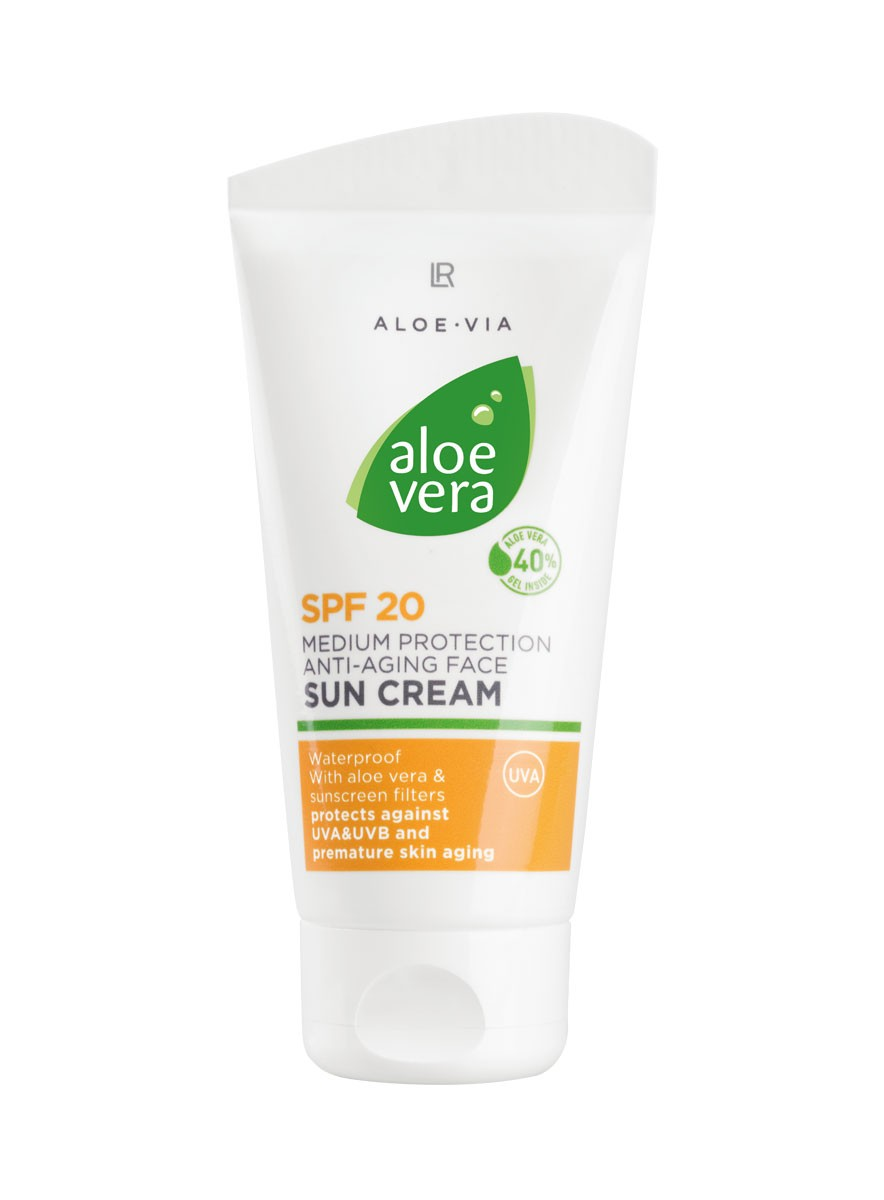 LR Aloe Vera Sun Care Anti-Aging Sun Cream 20