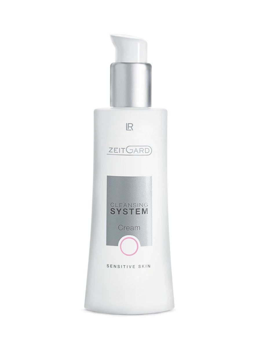 LR Zeitgard Cleansing System Cream Sensitive Skin 70001