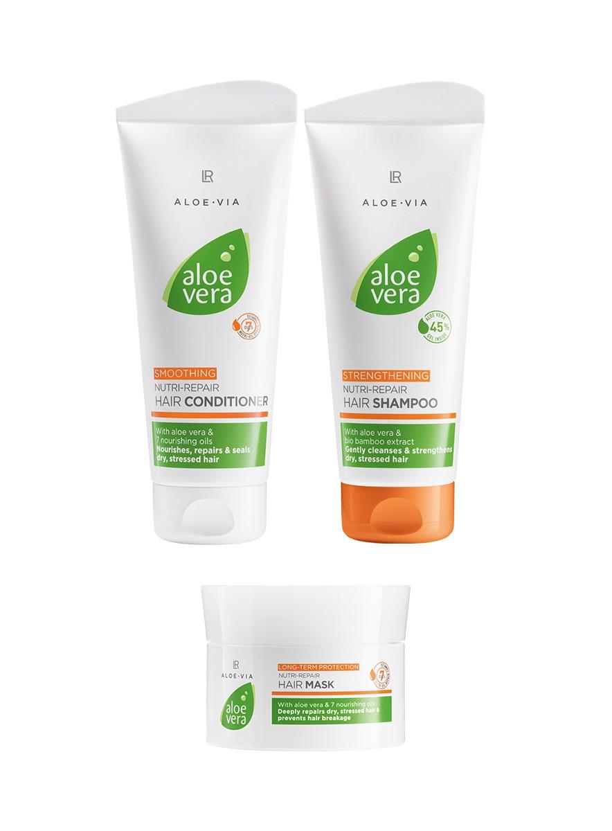 LR ALOE VIA Aloe Vera Conditioning Hair Shampoo