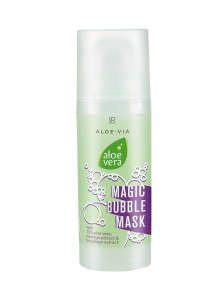 LR ALOE VIA Aloe Vera Magic Bubble Mask