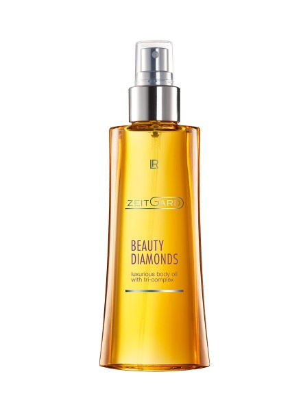 LR ZEITGARD Beauty Diamonds Luxurious Body Oil