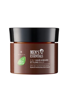 LR ALOE VIA Aloe Vera Men's Essentials 2in1 Hair & Beard Styling Balm