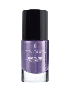 LR Colours Nail Polish Ultra Violet