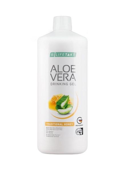 LR LIFETAKT Aloe Vera Drinking Gel Traditional Honey