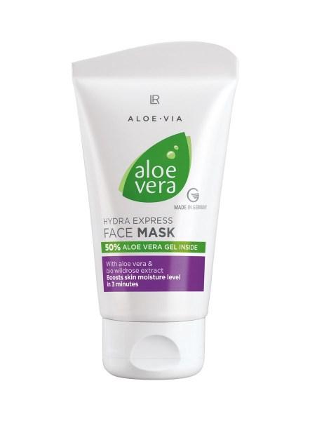 LR ALOE VIA Aloe Vera Hydra Express Face Mask
