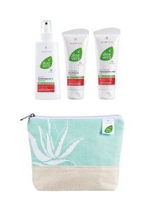 LR ALOE VIA Aloe Vera Special Care Box Summer Bag