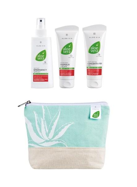 LR ALOE VIA Aloe Vera Special Care Box Summer Bag