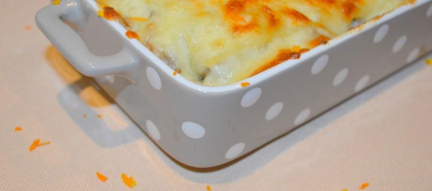 Duck & Orange Lasagna