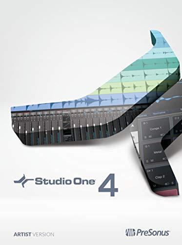 PreSonus Studio One 4 Artist Recording Software Suite [Online Code] - Recording Studio - 1