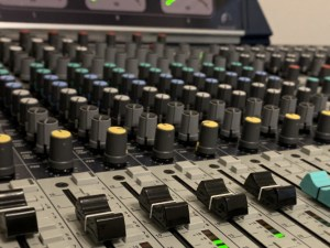 Mixing Console - Recording Studio - 5