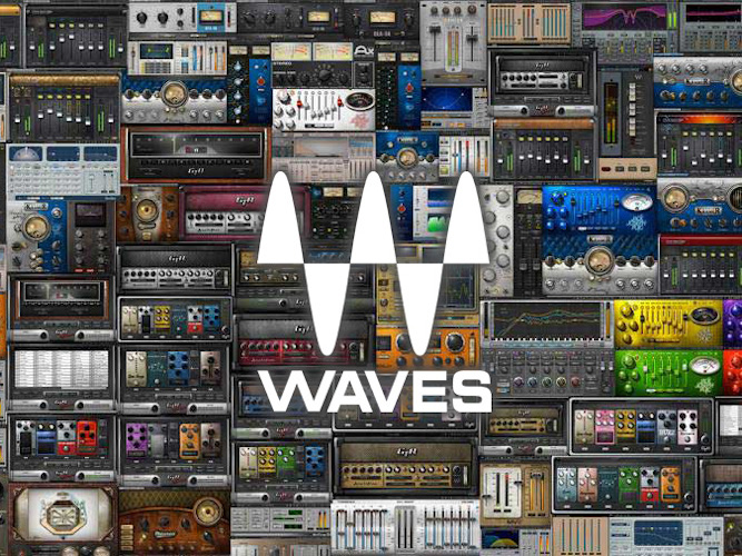 Waves Professional Plugins