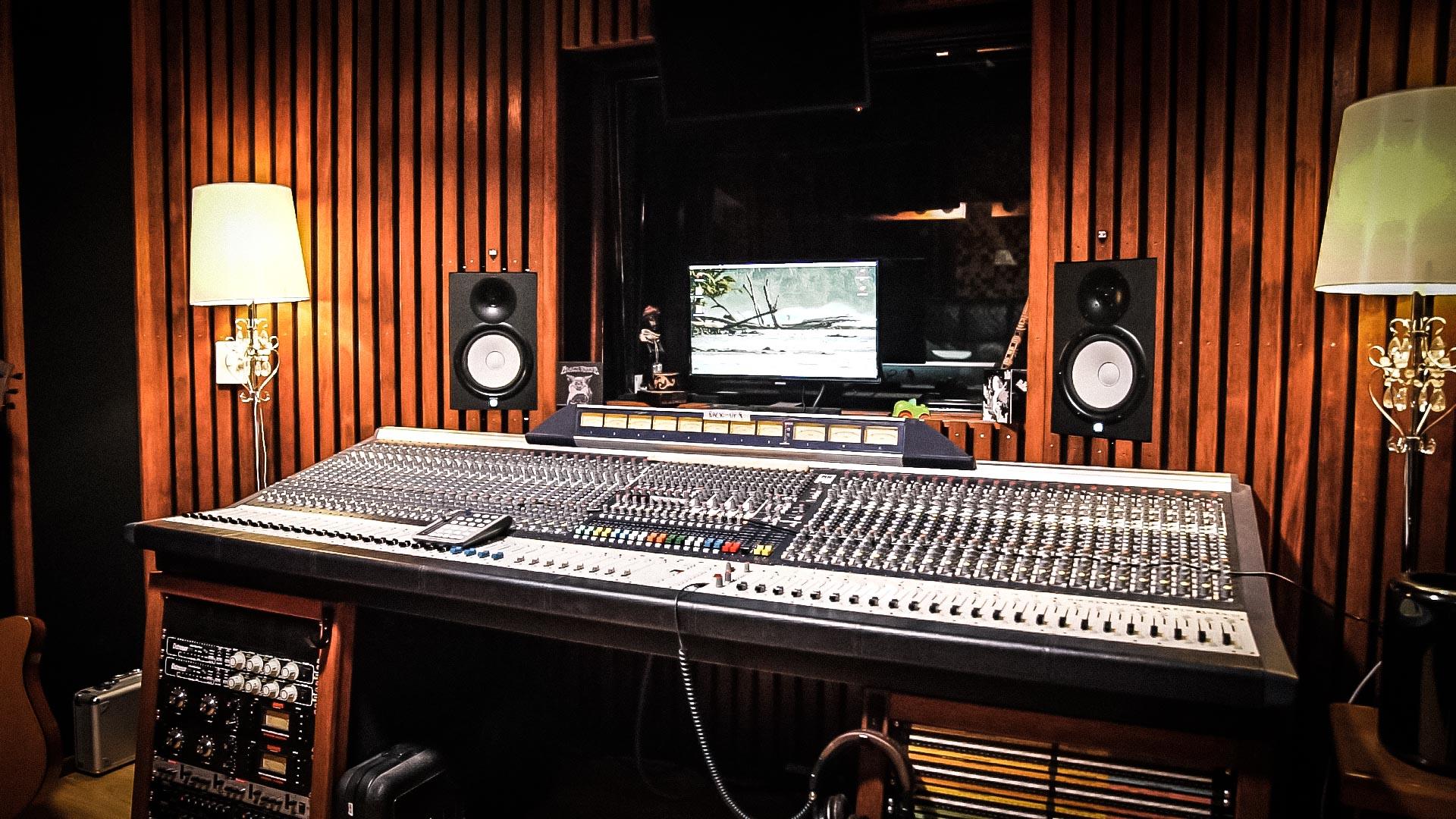 Online Mixing Services - Recording Studio - 1