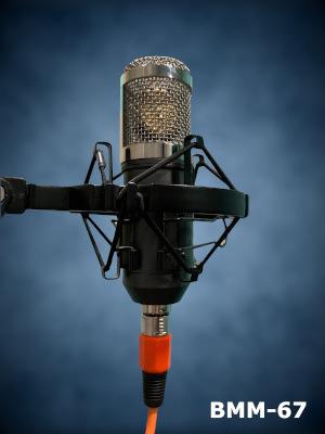 BMM-67 Microphone