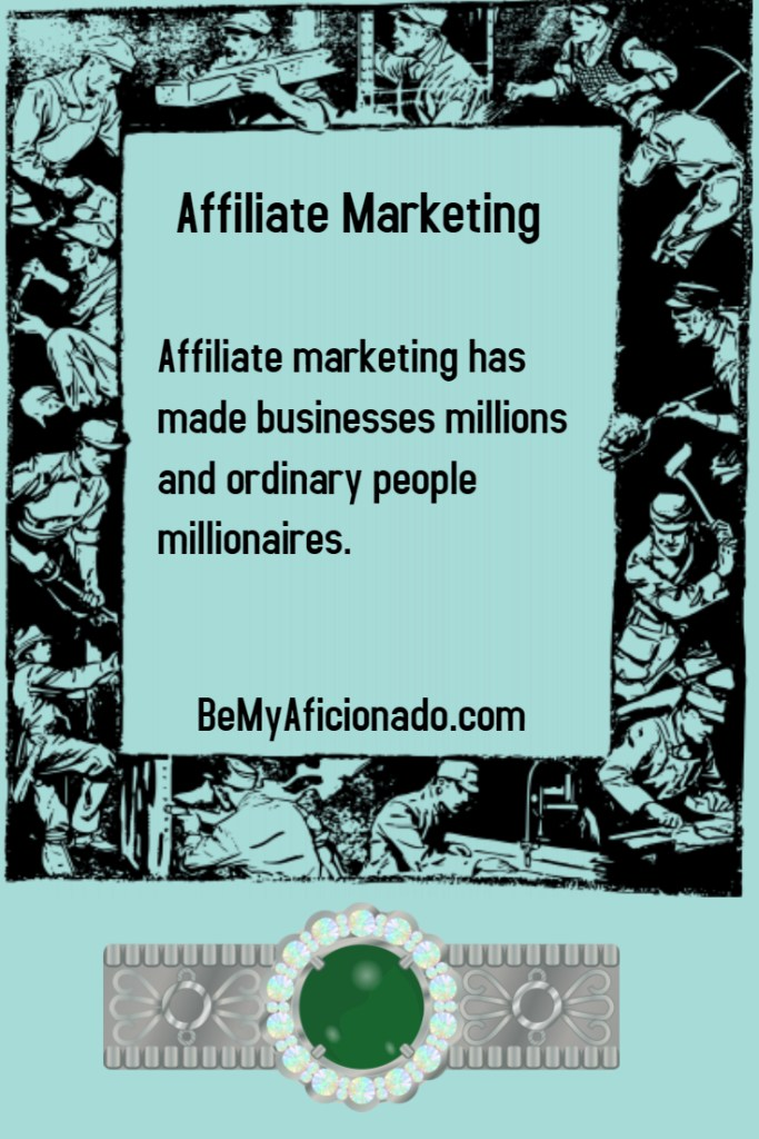 Affiliate Marketing make people rich